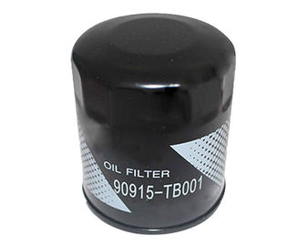 Auto Toyota Hilux Oil Filter Part Number 90915 - TB001 Car Spare Parts CE ROHS Listed