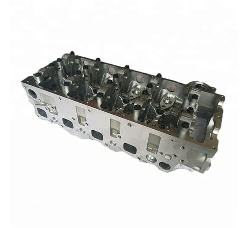 Isuzu 4JJ1  engine cylinder head OEM 897355 9708 for D-max Mu-7 4 valves 3 . 0L car cylinder head for Isuzu