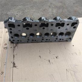 Isuzu 4le1 Diesel Engine Cylinder Head 8 Valves For Forklift / Excavator